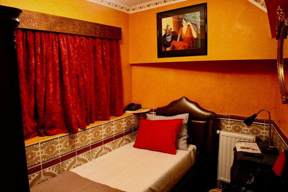 Room Hotel Mozart