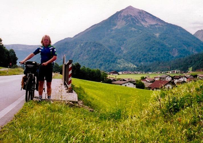 Austria cycling.