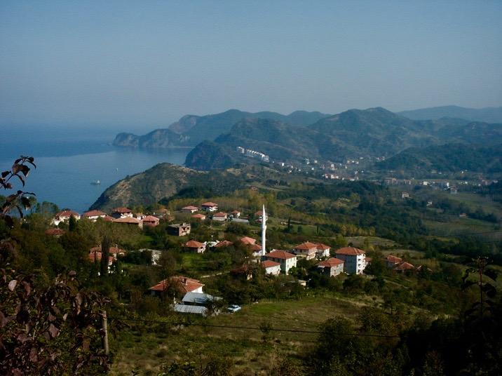 North Turkey.