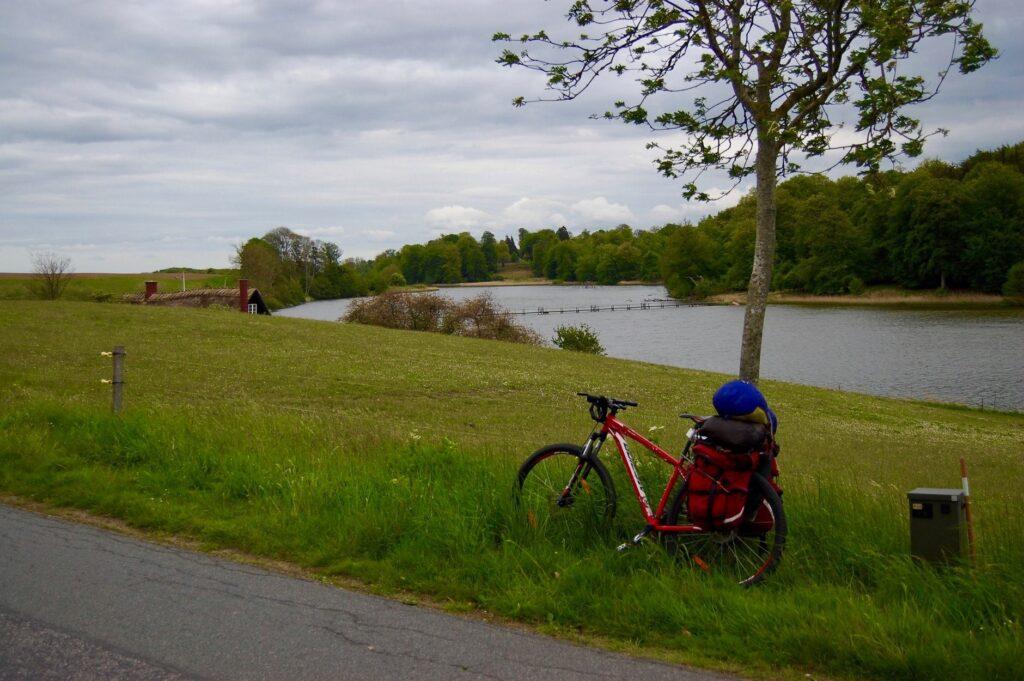 Cycling Denmark.