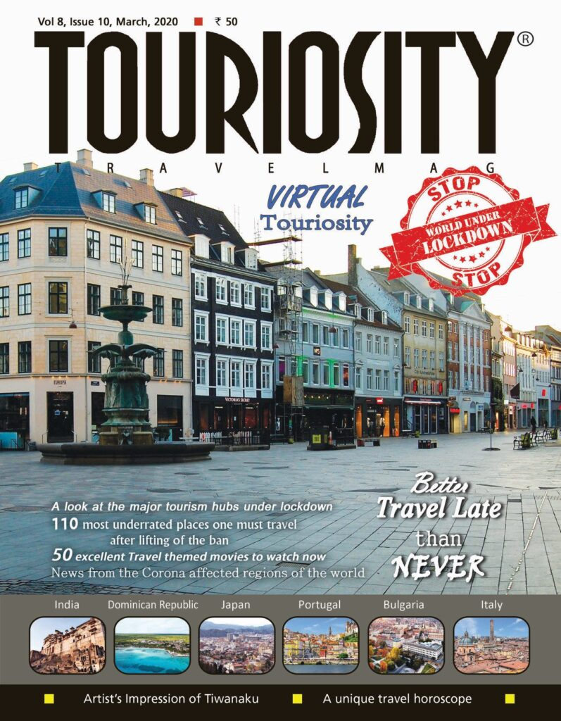 Touriosity magazine.
