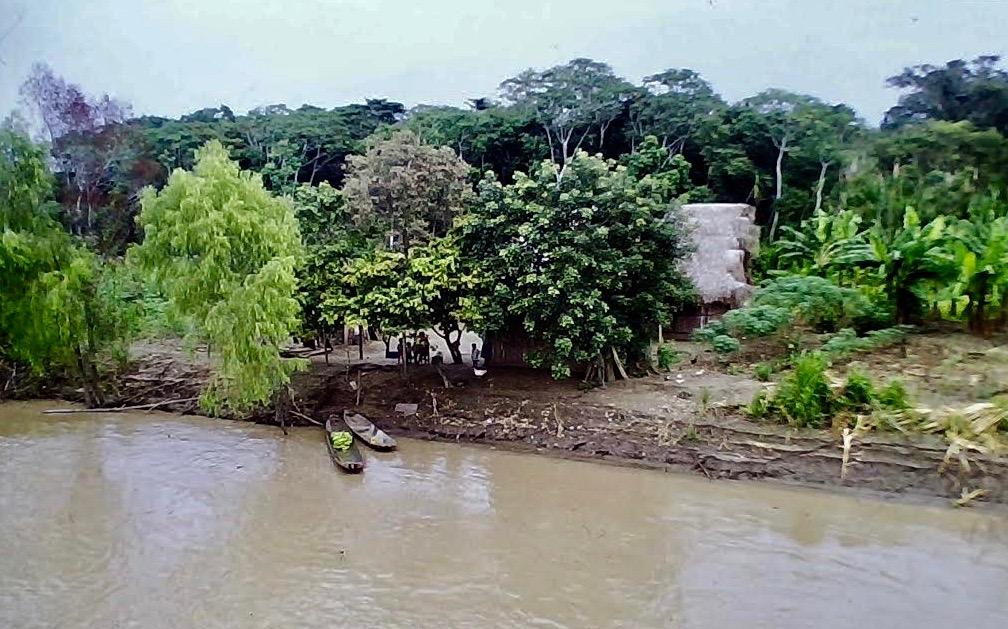 Rio Mamore.