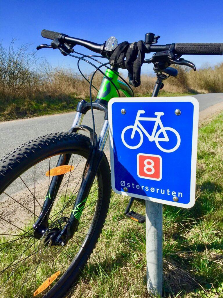 cycling Faaborg Østersøruten
