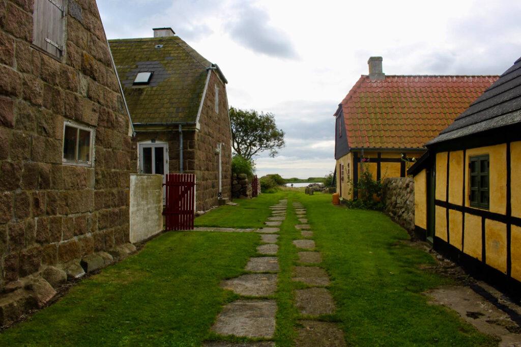 Island Denmark.