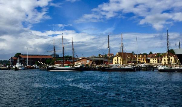 Denmark maritime nation.