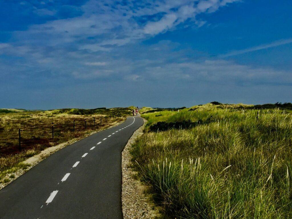 Bicycle trail Jutland